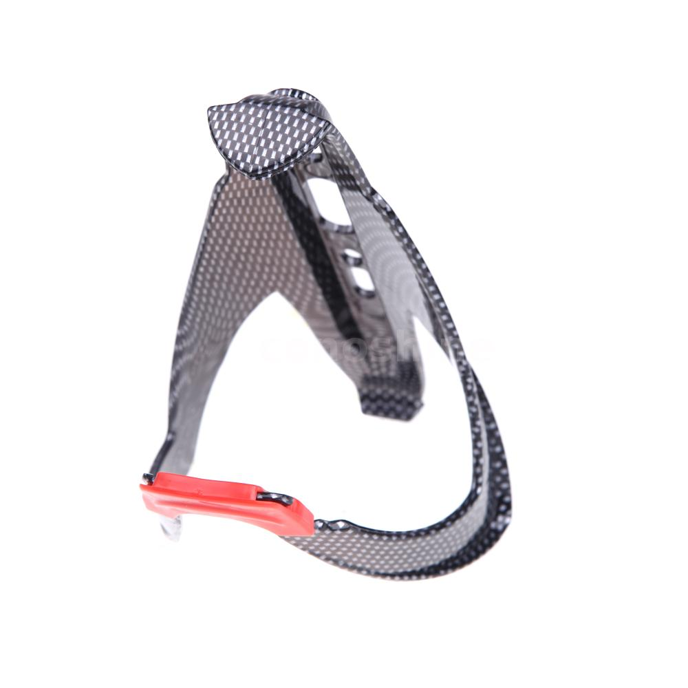 MTB Mountain Road Bike Bicycle Water Bottle Holder Rack Cage Portable USA M8Z5